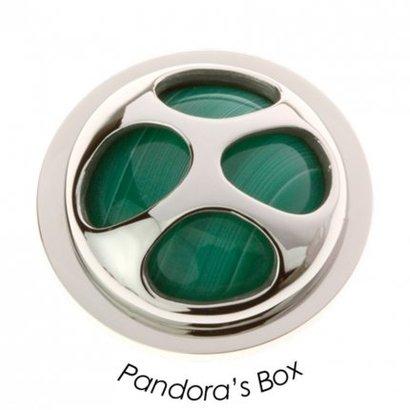 Quoins Quoins Cabochon Pandora's Box QMEJ-GR Large
