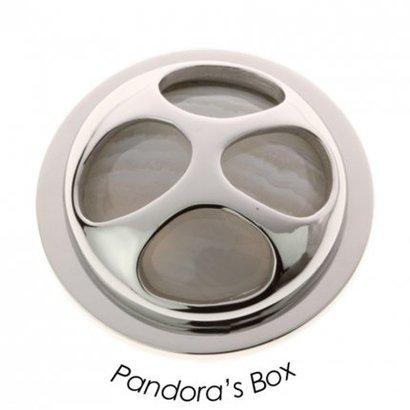 Quoins Quoins Cabochon Pandora's Box QMEJ-W Large
