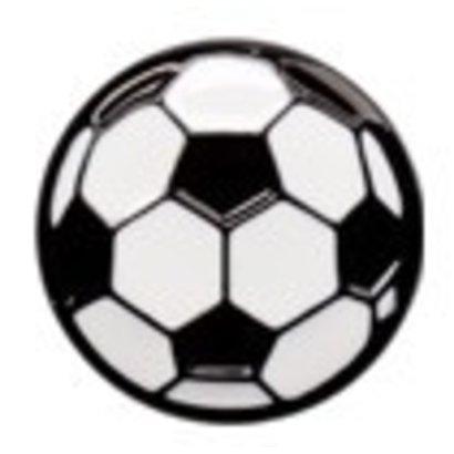 Babouche Baboos Babouche Baboos Drukker Voetbal