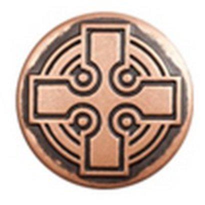 Babouche Baboos Babouche Baboos Drukker Celtic kruis