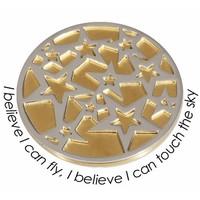 Quoins Quoins munt QMOD-05L-G goud large