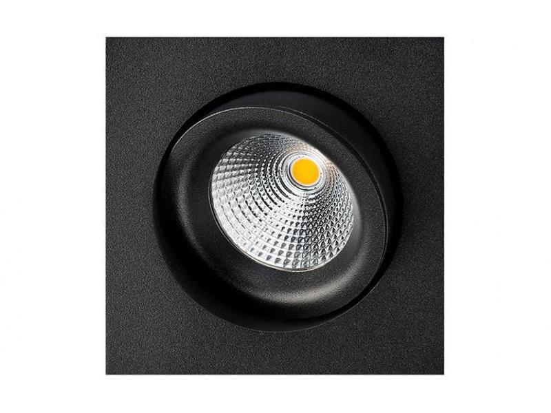 SG Lighting Junistar Gyro Square 1x6W