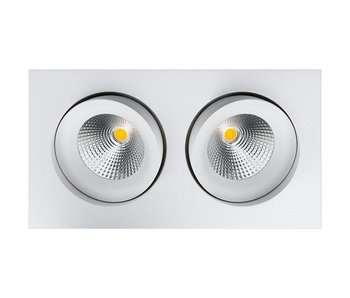 SG Lighting Junistar Gyro Square 2x6W