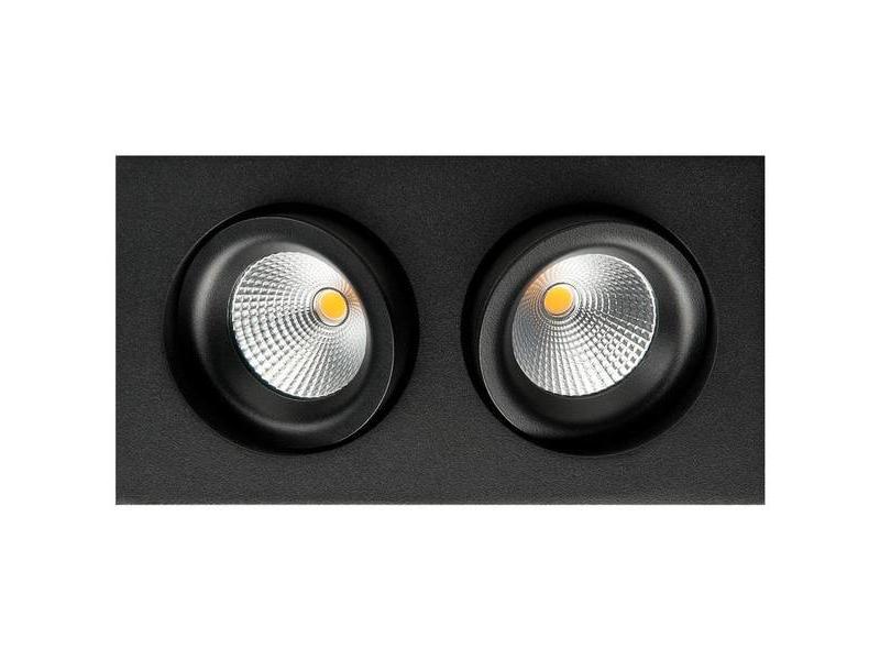 SG Lighting Junistar Gyro Square 2x6W