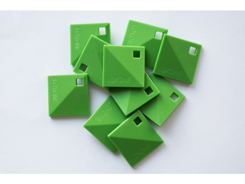 Loxone NFC Sleutelhanger Set