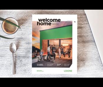 Loxone welcome home magazine