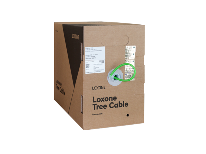 Loxone Tree Kabel (200m)