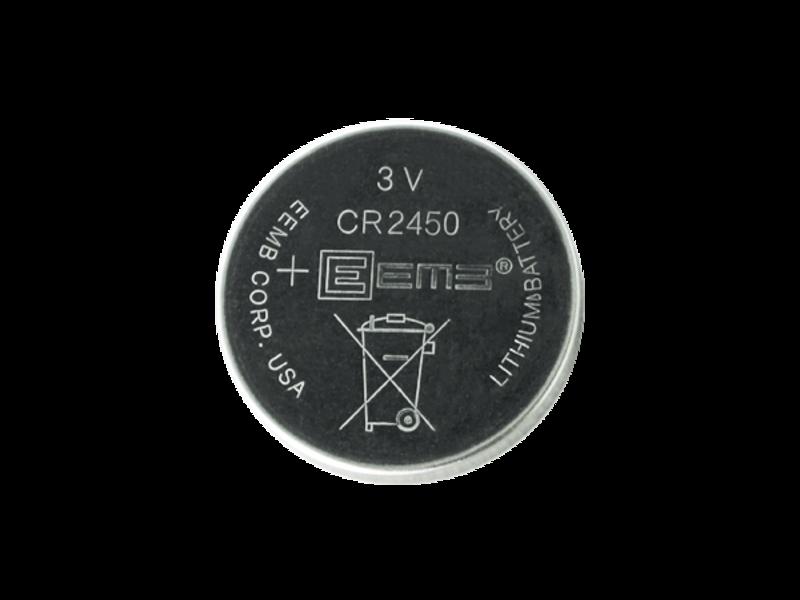 Loxone Knoopbatterij CR2450 (20 Stk.)