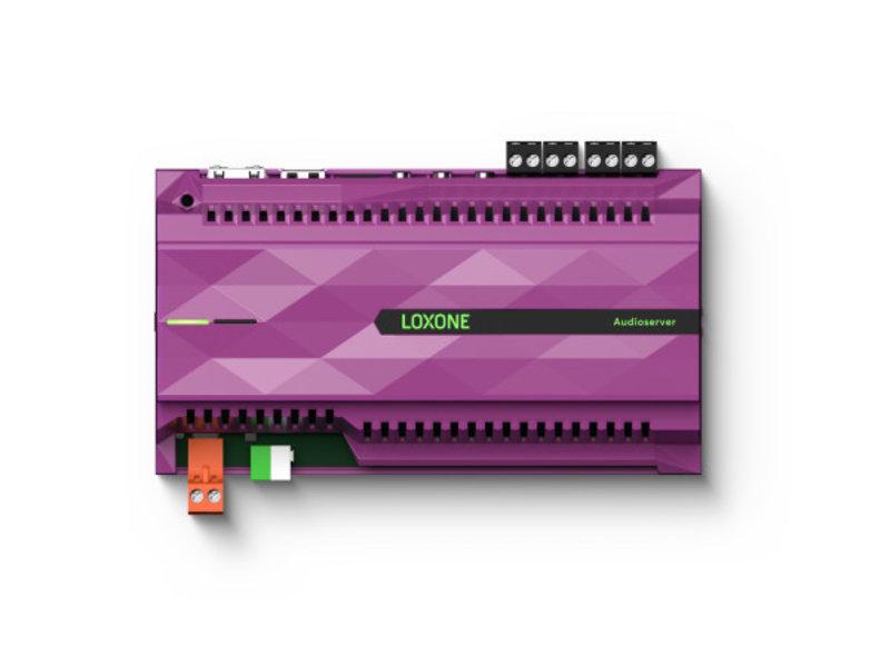 Loxone Audioserver