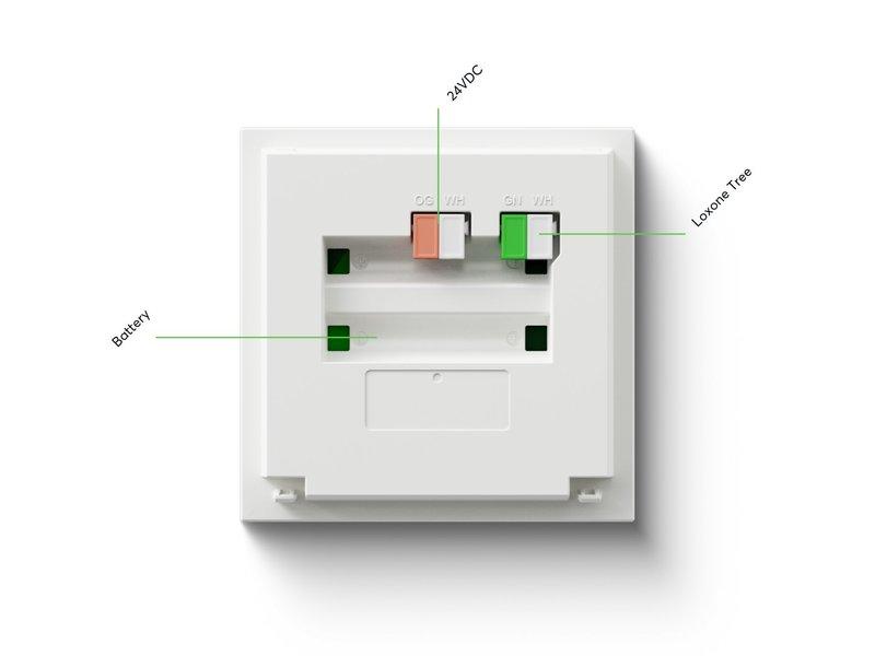 Loxone NFC Code Touch gen2 - Tree