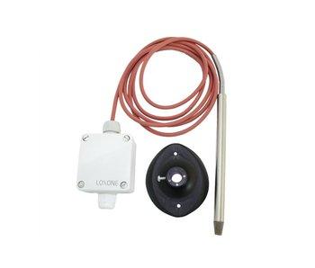 Loxone Temperatuur en luchtvochtigheid sensor voor sauna's 0-10 V
