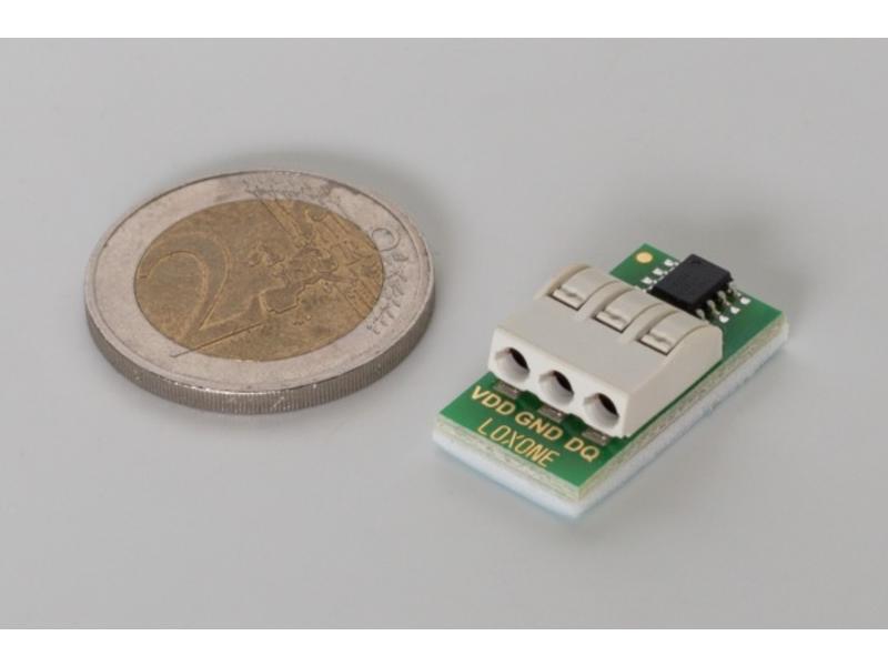 Loxone Temperatuur sensor set 5 stuks 1-Wire