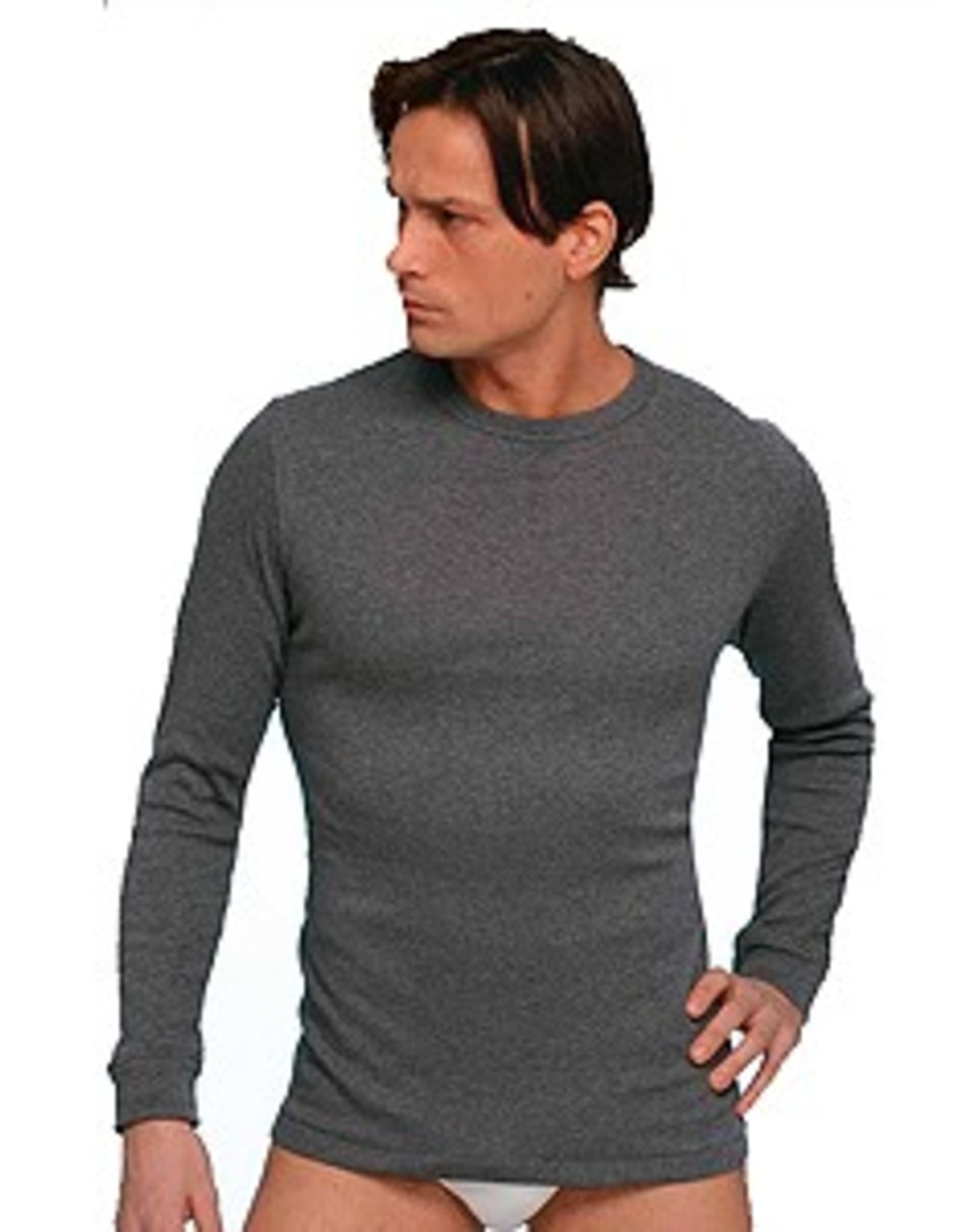 alen Gemoltoneerd onderhemdje met lange mouwen