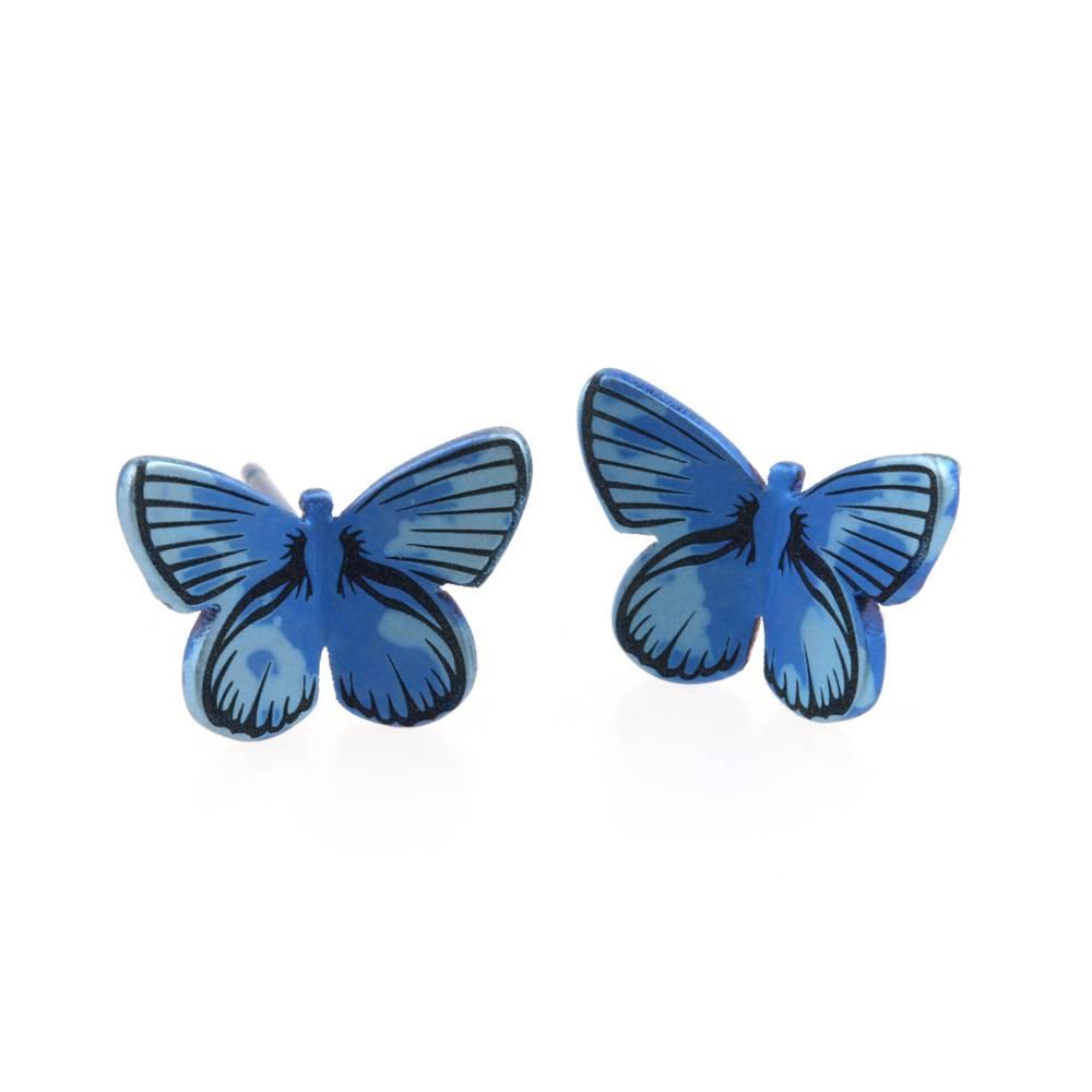 Naisz Titanium Design Butterfly SkyBlue 2017382