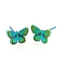 Naisz Titanium Design Butterfly S Green 2017381