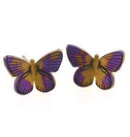 Naisz Titanium Design Butterfly M Blue 2017382 - Copy - Copy