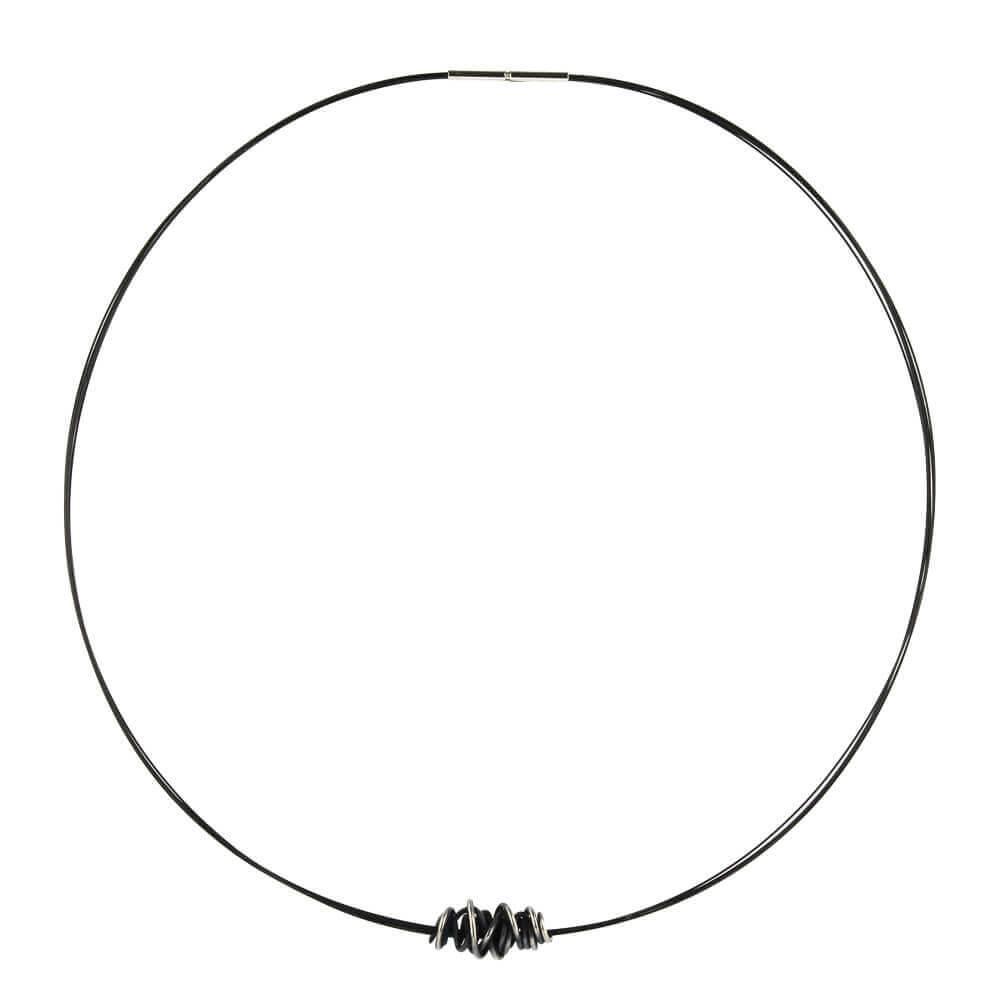 Naisz Titanium Design Cable 2017008 Black 16 - Copy