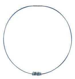 Naisz Titanium Design Cable 2017340-008 Blue 16
