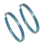 Naisz Titanium Design Earring 32mm x 3mm 2017322-30