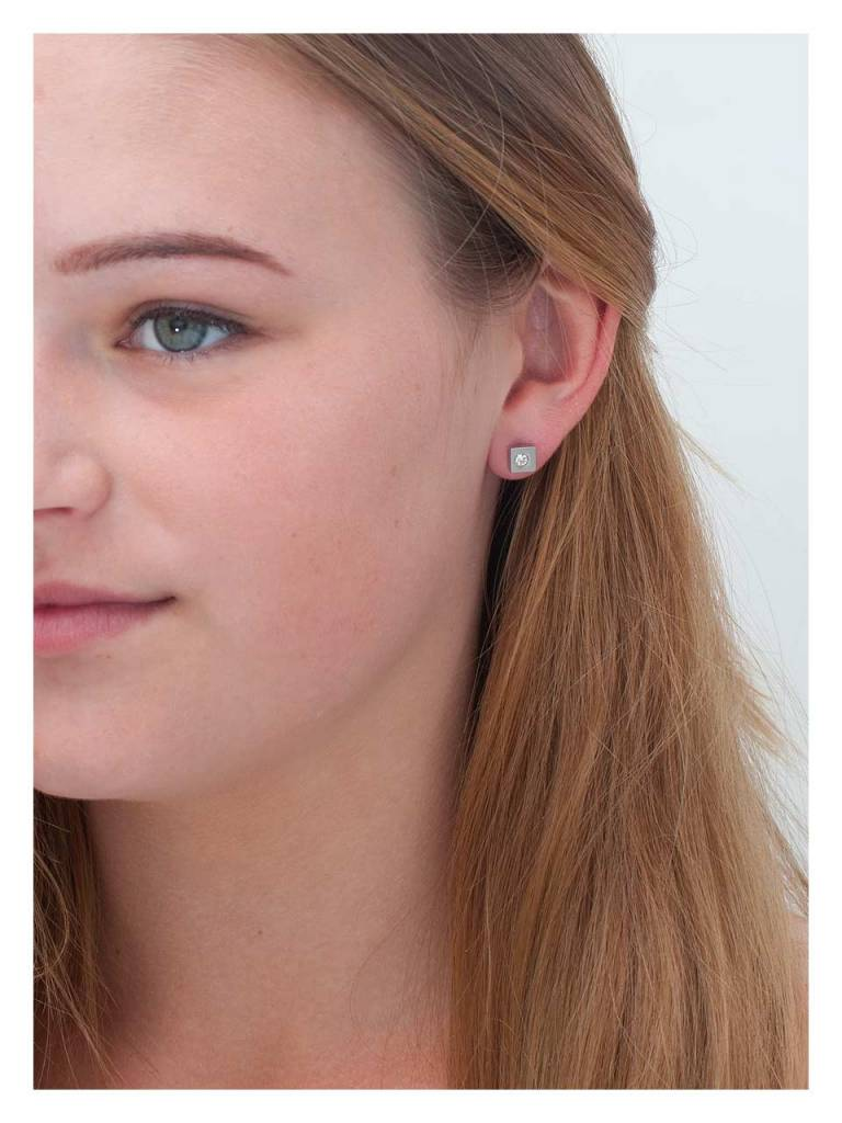 Titanium Earring Augusta