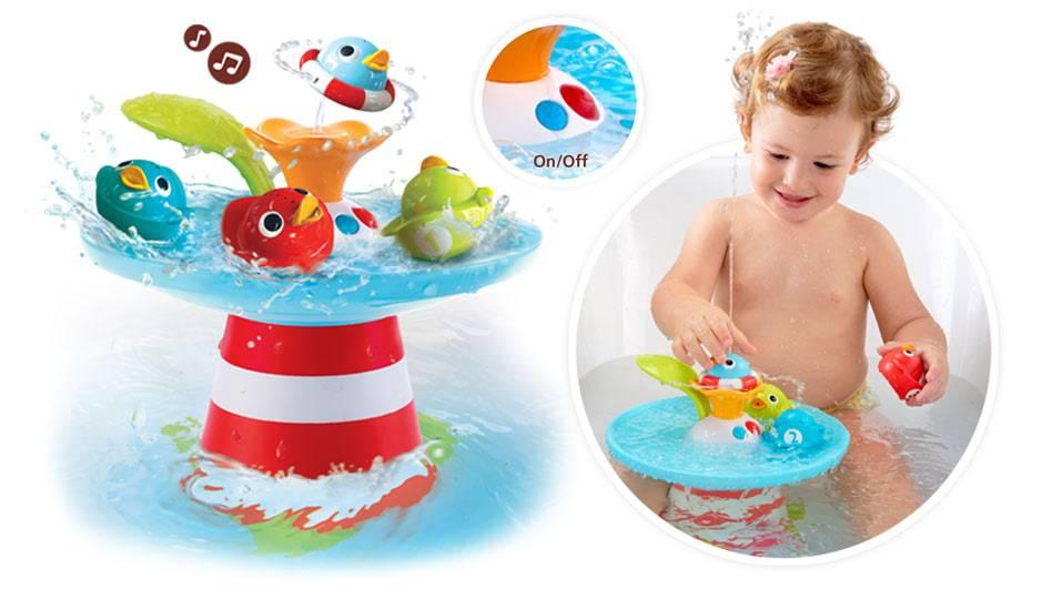 Verzorging, zindelijkheidstraining, badderen en douchen met je kindje vanaf 2 jaar