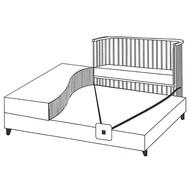 Babybay Bevestigingsset voor je eigen bed