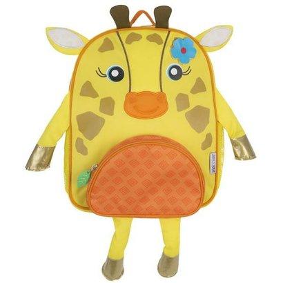 6093c0d1dd4 Zoocchini kinderrugzak - Jamie the Giraffe - gele giraf rugtas voor ...
