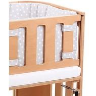 Babybay Sluithekje beveiliging katoen wit