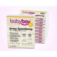 Babybay overtrekken voor Mini/Midi