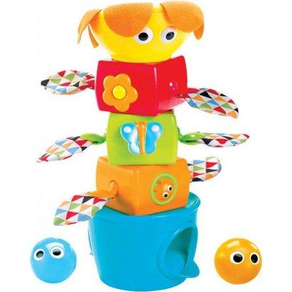 Yookidoo Speel en Stapeltoren Stack Flap N Tumble
