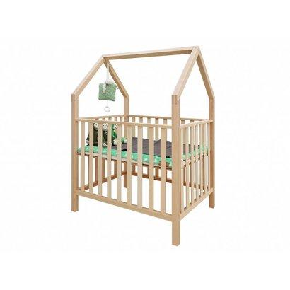 Bopita Baby Box Home - naturel
