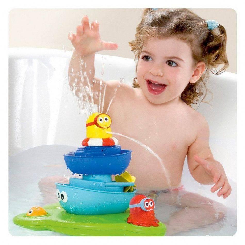 11889a992730e9 Speelgoed voor in bad - Urenlang badplezier met het Yookidoo ...