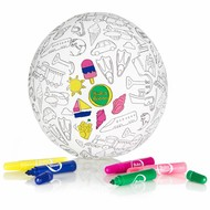 BubaBloon Colour your own