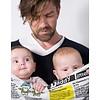 Qukel Knisperkrant, Daddy Times - 4-8 maanden
