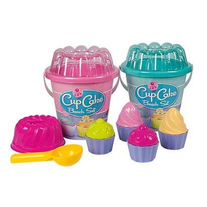 Androni Giocattoli Strandemmerset cupcakes 12 delig