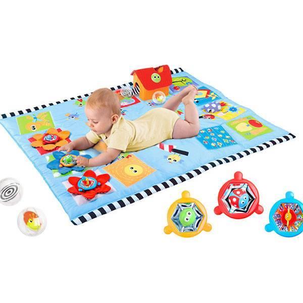 Speelkleden voor je baby