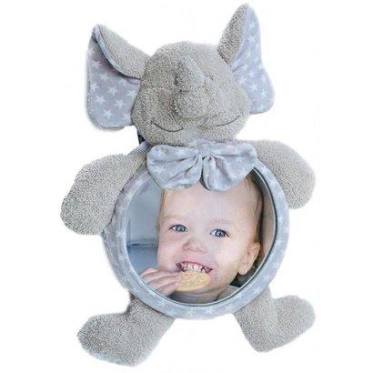 Bo Jungle B-Car & Home baby autospiegel Zimbe de olifant
