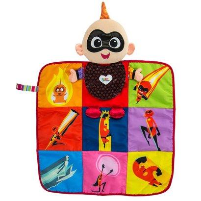 Lamaze Disney Incredibles 2 Jack-Jack soft boek en mobiel speelkleed