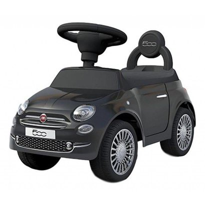 Happy Baby Loopauto Fiat 500 - zwart