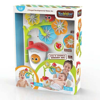 Yookidoo Sensory bath mobile bad mobiel