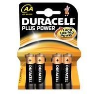 Duracell AA Batterijen 4 stuks