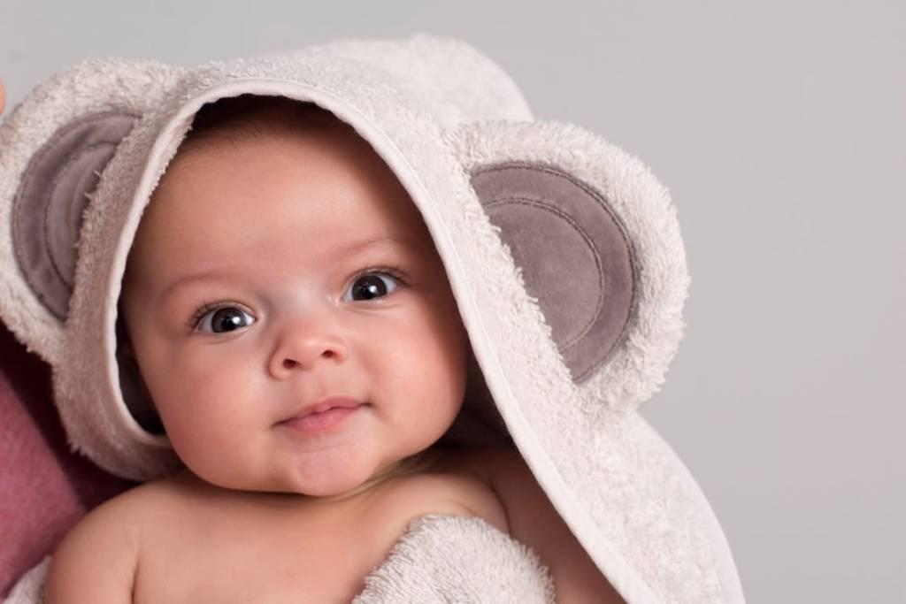 Douchen en in bad met je baby