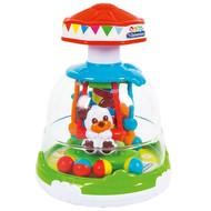Baby Clementoni Fun Park dierendraaimolen