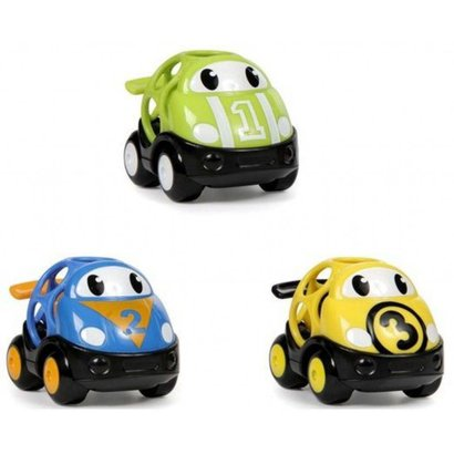 oBall Go Grippers Race cars 3 pack
