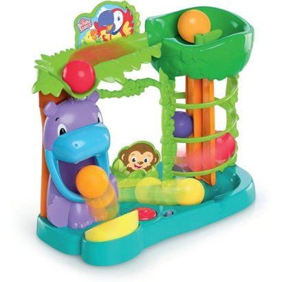 Bright Starts Jungle Fun Ball Climber baby actiespelletje