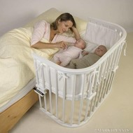 Babybay Co-Sleeper Maxi tweeling wit - OUTLET