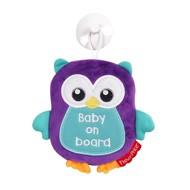 Fisher-Price Baby on board auto raamhanger