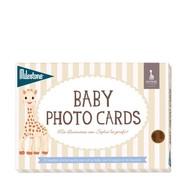 Milestone Sophie de Giraf Baby Cards
