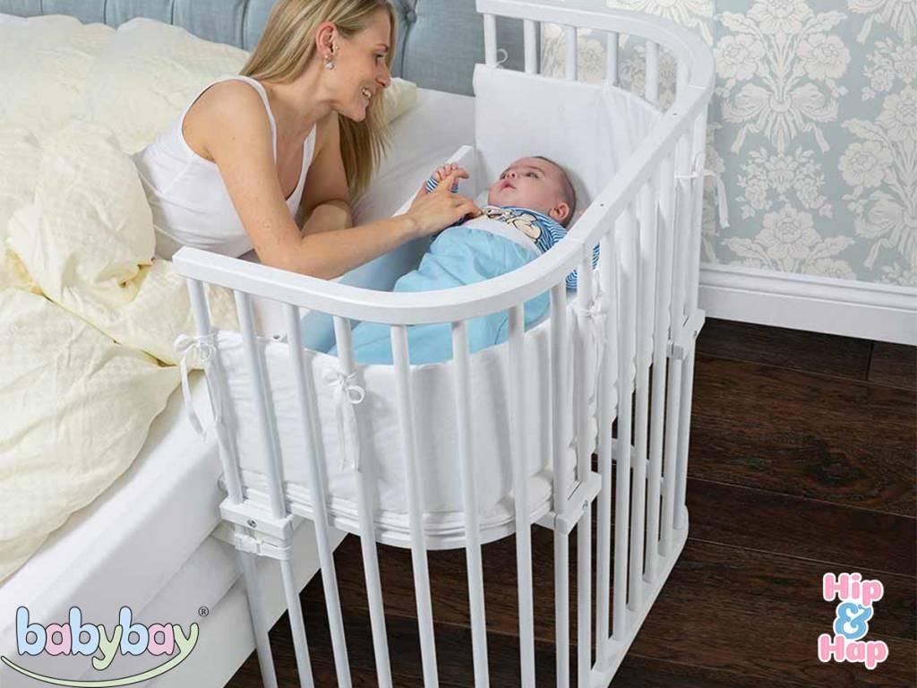 Samen slapen met je baby, wij leggen je uit waarom dit zo fijn en goed is!