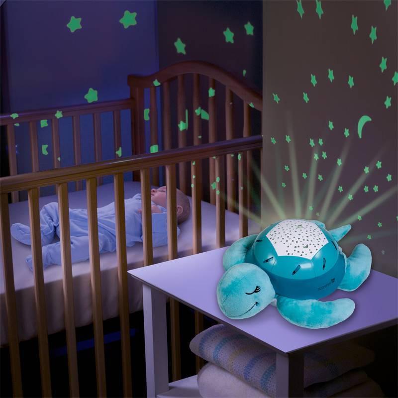 Muziekdoosjes en babyprojectors voor op de babykamer
